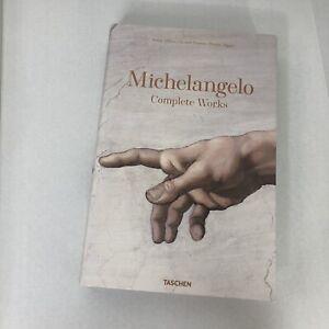 Michelangelo Complete Works Taschen by Zöllner,Thoenes & Pöpper