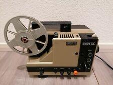 Eumig S950 GL Vintage Super 8 film projector Working