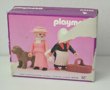 Playmobil 5500 Dame mit Magd / Rosa Serie (5300) - mit OVP
