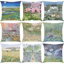 Pastoral View Paintings Waist Cushion Cover Throw Pillow Case Home Room Decor