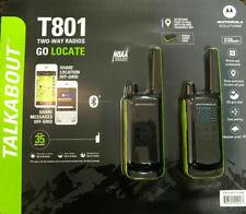 Motorola Talkabout  Two-Way Radio Set of 2 Units Complete - 35 mile range-  NEW