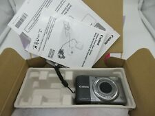 Canon Powershot A2000 IS 10 MP Pocket Camera Point and Shoot 6x Optical Zoom...