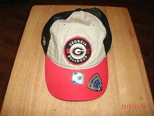 Georgia Bulldogs UGA Hat Cap NWT MSRP $27.99 Free Shipping!