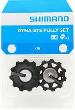 Shimano XTR RD-M980 RD-M985 Rear Derailleur Pulley Set, RD-M986 RD-M981 usable