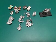 Citadel Lord of the Rings LoTR 1980s Metal Figures Games Workshop Job Lot Army