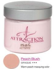NSI Attraction Nail Powder Peach Blush - 40 g (1.42 Oz.) - N7486