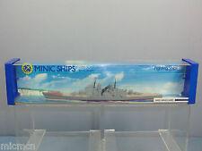 TRI-ANG HORNBY MINIC SHIPS MODEL No M741     HMS 'VANGUARD'  BATTLESHIP  MIB