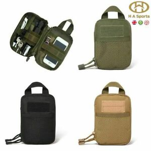 Tactical Waist Bag Pouch Multi Purpose Military Wallet Belt Utility Pack Molle