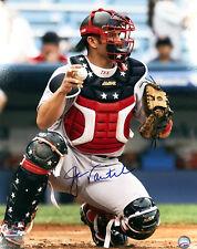 Jason Varitek Boston Red Sox Signed Autographed 16x20 Photo