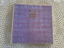 Daniel Shafran - J.S.BACH - SIX SUITES FOR Cello, Melodiya MEGA RARE 3LP Box