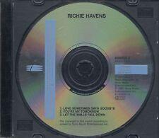 Richie Havens - Love Sometimes Says Goodbye ° Maxi-Single-CD von 1991 °
