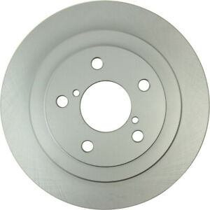 Disc Brake Rotor-Original Performance Platinum Rear WD Express 405 49009 511
