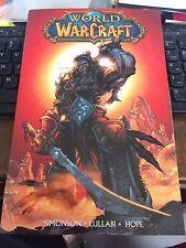WORLD OF WARCRAFT Book 1 Simonson, Lullabi, Hope Trade TPB (Wildstorm)