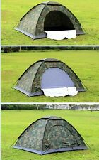 Ultralight 3-4 Person Outdoor Waterproof Camping Camouflage Military Tent New