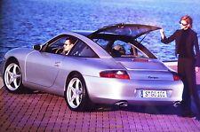 Porsche Press Photographs; 911 (996) Targa