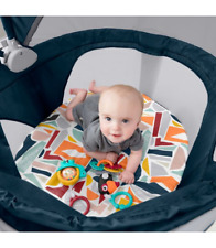 ~Fisher Price On The Go Baby Dome Replacement Pad, Mat~design #Gbl48~