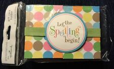 Presentations - Multicolored Polka Dot Deluxe Gift Card Holder - By Hallmark