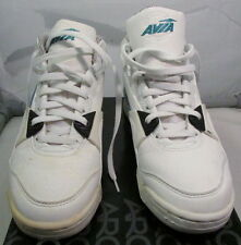 Vintage 1990's Avia 620 Womens Running Shoes, Size 6 1/2, White