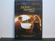 Before Sunset (Dvd, 2004, R) Castle Rock, Julie Delpy, Ethan Hawke, romance film