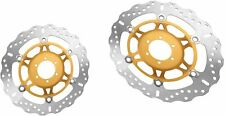 Floating Brake Rotor Front Set EBC MD1141X