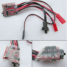 For WPL B-1 B-14 B-24 C14 1/16 RC Car Bi-directional Brushed 10A ESC Restructure