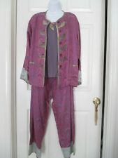 Goody Goody California 3 pc pajama lounge set Size Large