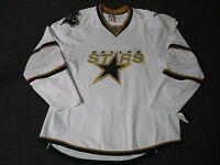 New Dallas Stars Authentic Team Issued Reebok Edge 1.0 Blank Hockey Jersey