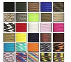 Nice 550 Paracord Parachute Cord Lanyard Mil Spec Type III 7 Strand Core100FT SE