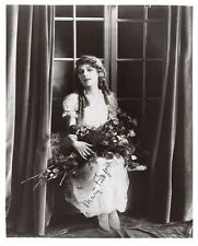 MARY PICKFORD SIGNED AUTOGRAPHED 8x10 PHOTO HOLLYWOOD LEGEND PSA/DNA