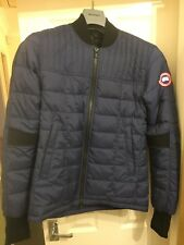 Canada Goose Dunham Down Jacket M Medium dark blue RRP £450