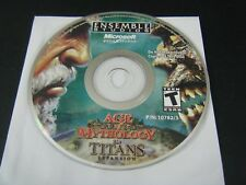 Age of Mythology: The Titans (PC, 2003) - Disc Only!!!