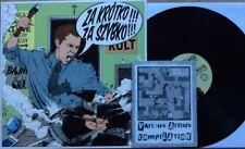 ZA krótko! ZA szybko! VARI-VINILE LP NUOVO!!! POLACCO Punk