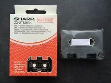 New Sharp ZX-2TM1BK Multi-strike Single Cassette Sealed