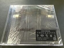 the GazettE DOGMA Limited Edition Maxi Single CD & DVD from Japan