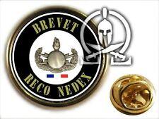 ..:: Pin's ::.. BREVET RECO NEDEX - génie FAC CFAA air PETAF Génie opex EOD FR