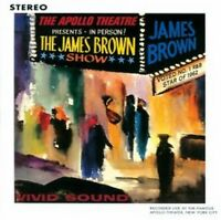 James Brown - Live At The Apollo (1962) (NEW CD)