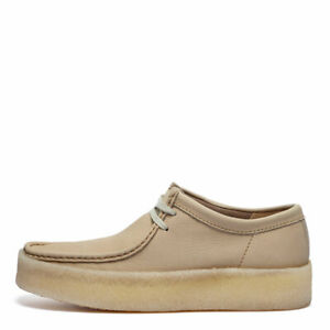 Clarks Originals Wallabee Cup Shoes - Maple Nubuck