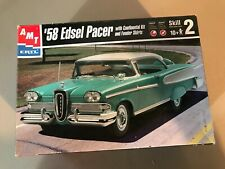 VINTAGE AMT 1/25 SCALE 1958 EDSEL PACER MODEL KIT