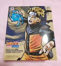 Banpresto Naruto Shippuden Vibration Stars Figure Naruto Uzumaki Rasengan �影�者