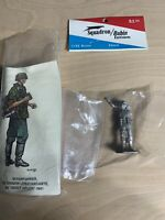 Squadron/Rubin Miniatures 54mm Scharfuhrer SS Lead Soldier