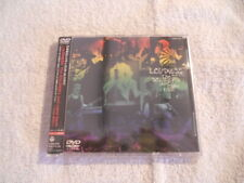 """Loudness """"The Soldier's just came back"""" Rare 2001 Live DVD Japan COBA-4102 NEW $"""