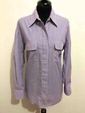 Gianfranco Ferre Gff Vintage '80 Women's Shirt Cotton Woman Shirt Sz. M - 44