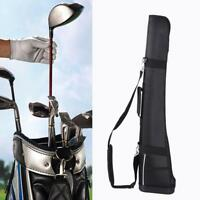 Golf Club Bag Training Practice Outdoor Travel Holder Carry Pouch Storage New