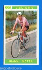 Figurina/Sticker CAMPIONI DELLO SPORT 1967/68-n.223 - G. MOTTA - CICLISMO -rec