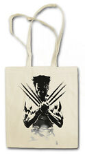 WOLVERINE SHADOW OF THE WARRIOR HIPSTER BAG - Stofftasche Stoffbeutel - X-Men