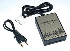USB SD MP3 AUX Adapter Interface Mazda 2 MX5 323 MPV 626 Demio Premacy RX8