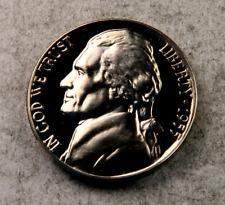 (1) 1955 Jefferson Nickel // Gem Proof DCAM *Full Steps - FS* // 1 Coin