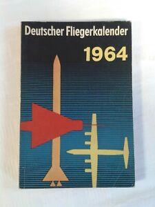 Deutscher Fliegerkalender 1964 Militärtechnik, Flieger, Luftwaffe, Waffen