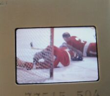 ROGER CROZIER Detroit Red Wings Buffalo Sabres Capitals ORIGINAL SLIDE 6