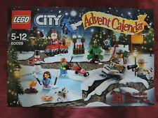 Lego City Adventskalender 60099 von 2015    NEU OVP MISB
